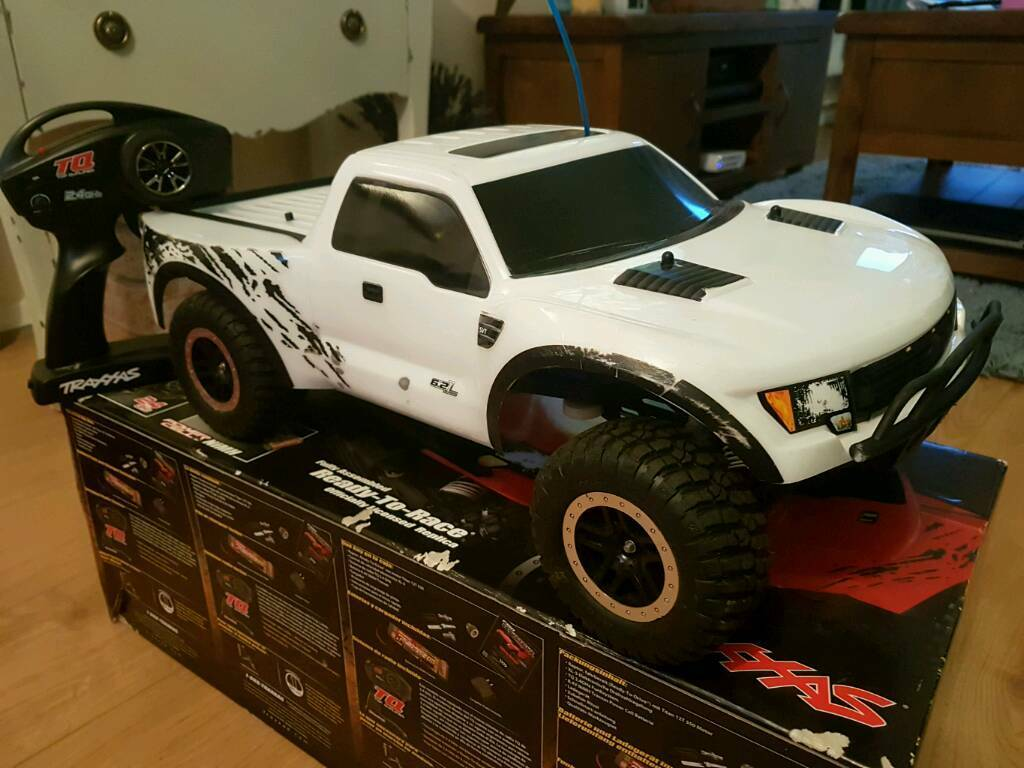Traxxas slash 2wd (raptor f-150)