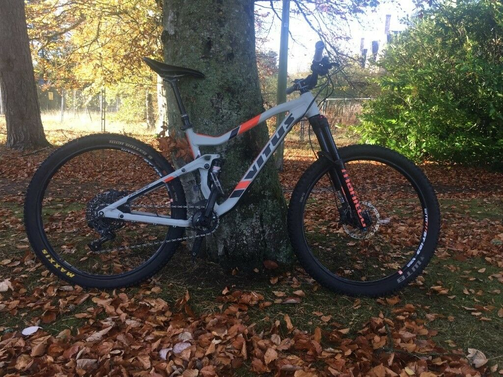 the best attitude ccf0a d67f8 2016 Vitus Escarpe VRX (Full Suspension Mountain Bike) | in Aberdeenshire |  Gumtree