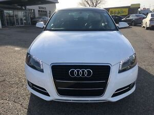 2012 Audi A3 2.0T Pano roof Heated Leather Alloys Kitchener / Waterloo Kitchener Area image 9