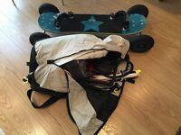 Kiteboard Set £70