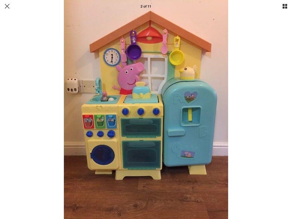 Peppa Pig House Kitchen Playset 3 Years In Brighton East Sussex Gumtree