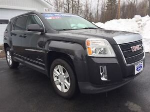 2013 GMC Terrain SLE-1|$52. WEEKLY O.A.C.|ONE OWNER|NEW TIRES|JU