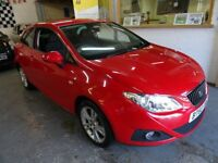 2011 SEAT IBIZA 1.4 SE CHILL SPORT COUPE 3DOOR, HATCHBACK, DRIVES LIKE NEW, VERY NICE CAR, LOW MILES