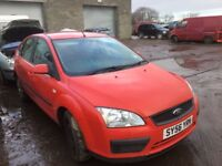 FORD FOCUS 2006 YEAR DIESEL - - SPARE PARTS