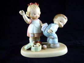 MABEL LUCIE ATTWELL 1996 LIMITED EDITION FIGURINE IN MINT CONDITION