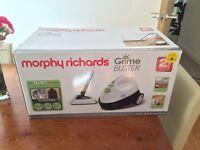 Morphy Richards Grimebuster steam cleaner