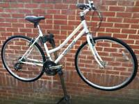 "Hybrid ladys Bike Viking Aluminium Frame 28""Wheels"