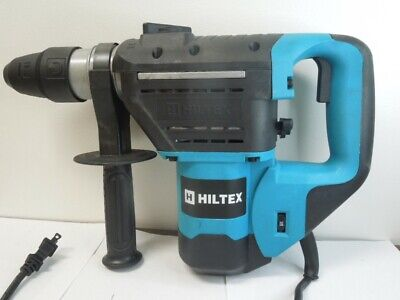 Hiltex 1-12 Sds Electric Hammer Drill Demolition Variable Speed
