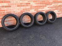 Goodyear Eagle F1 tyres