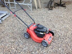 SOVEREIGN XSS40A Petrol Lawn Mower **As New**