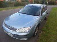 2007 Ford Mondeo Estate TDCI 2.0