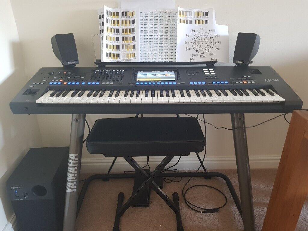 Yamaha Genos | in Wrexham | Gumtree
