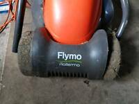 Flymo lawnmower