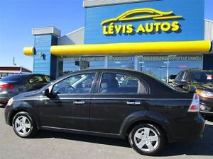 2010 Chevrolet Aveo LS 5 VITESSE SEULEMENT 137300 KM BAS PRIX ! Québec City Québec image 6