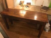 Console Table (Marks & Spencer)