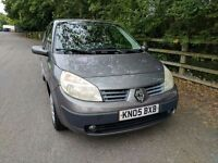 RENAULT GRAND SCENIC 7 SEAT - LOW MILES - CAMBELT JUST DONE