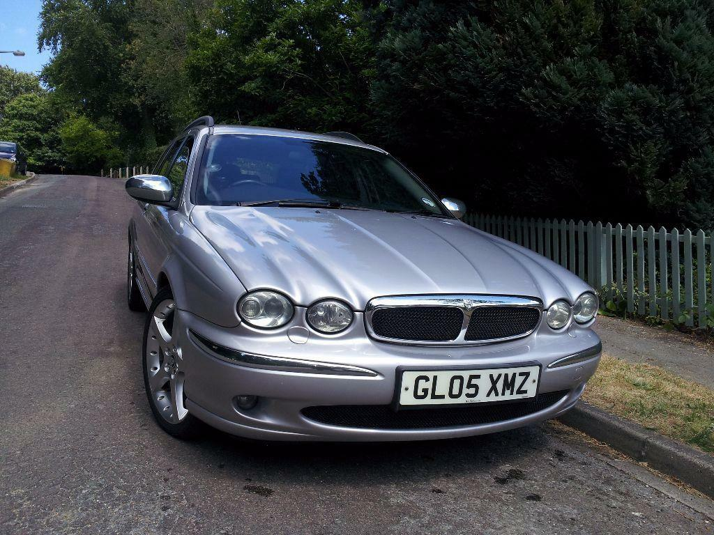 jaguar x type 2 0 diesel estate in excellent condition in southampton hampshire gumtree. Black Bedroom Furniture Sets. Home Design Ideas