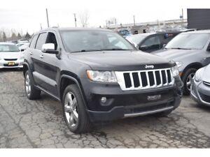 2012 Jeep Grand Cherokee LIMITED AWD CUIR TOIT NAV À VENIR