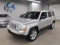 2011 Jeep Patriot NORTH EDITION! SUNROOF! 76KM! FINANCING AVAILA