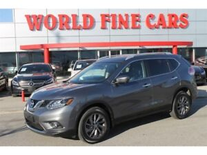 2016 Nissan Rogue SL Premium Leather | 360.Cam | Pano.roof