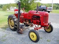 PACER TRACTOR