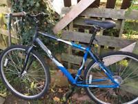 Crosstrax ct400 hybrid mountain bike