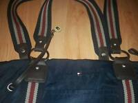 Tommy Hilfiger navy bag perfect condition