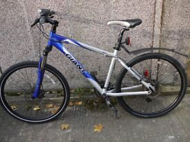 GIANT - Yukon Cycle.- Recently serviced, good condition