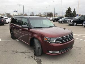 2016 Ford Flex Limited W/Ecoboost Fully Loaded!!