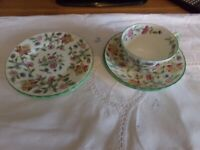 MINTON HADDON HALL CHINA - 5 PIECES