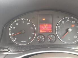 VW GOLF GT. FSI