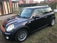 Mini Cooper 2007 Long MOT