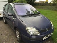Renault Megane Scenic - Needs Alternator Repair