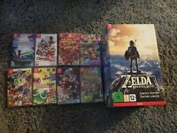 Nintendo switch games plz see list for full price