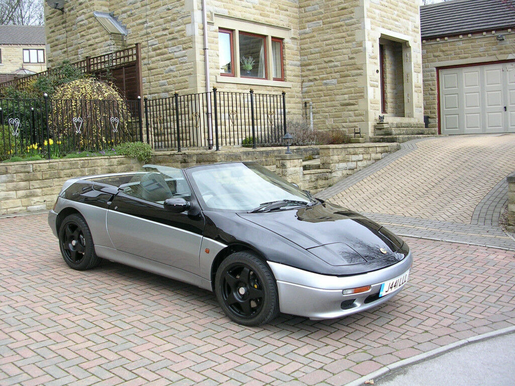 Lotus Elan M100 Development In Huddersfield West Yorkshire Gumtree Ford 2000 Tractor Dash Wiring