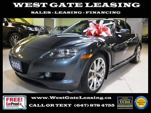 2008 Mazda RX-8 GT 40TH ANNIV | LEATHER | SUNROOF |