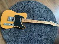 Fender Telecaster Player Series, Butterscotch Blonde, Maple Fingerboard