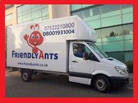 Collection and Delivery Service Man With a Luton Van Courier Hire London North West up to 20% off