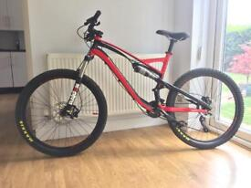Specialized Camber Full Suspension Mountain Bike