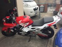 Honda CBR 600 F3 good condition runs well extra been added *bargain* MOT to April 2019
