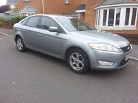 ford mondeo zetec tdci 125 59 plate