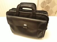 HP Executive Leather Bag Case