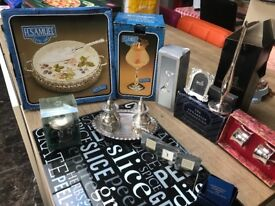 Silver plated bundle