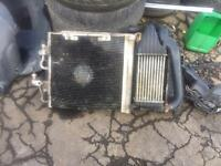 Vauxhall Astra h Mk5 1.7 Cdti radiator