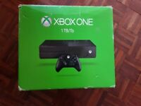 XBOX ONE 1TB BOXED MAY PX WITH PS4