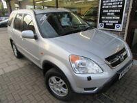 HONDA CR-V 2.0 i-VTEC SE Sport Station Wagon 5dr Auto (silver) 2003