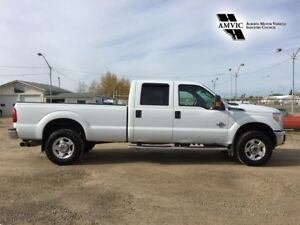2012 Ford Super Duty F-350 DIESEL LONG BOX 4WD