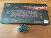 Firefight K01 Gaming Keyboard