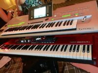 Keyboard Player Available for Gigging Band