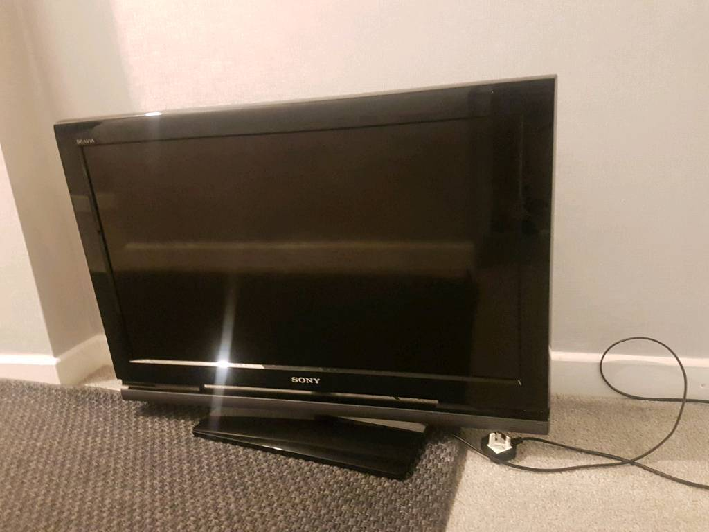 """32"""" Sony bravia HD LCD TV with freeview"""